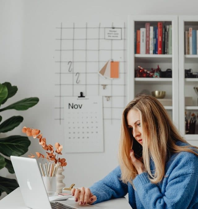 Waarom ergonomisch werken zo belangrijk is